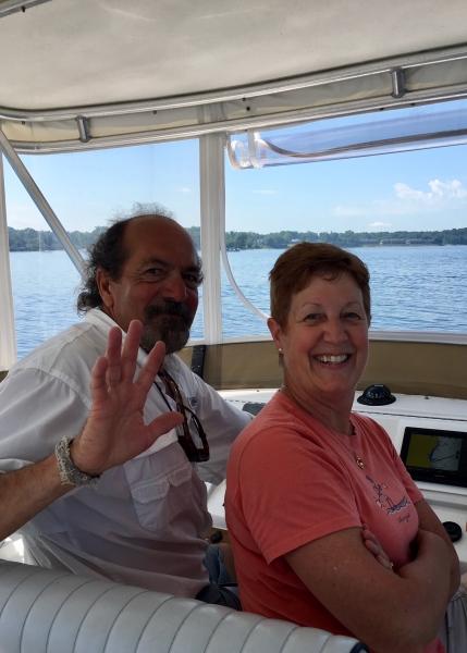 Captain Al and Sue