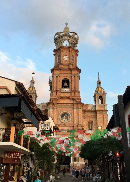 Our Lady of Guadalupe Cathedral, PV.
