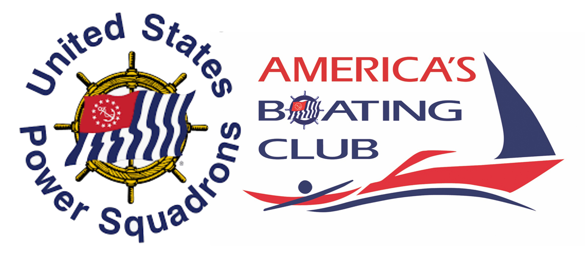 United States Power Squadron and America's Boating Club logos