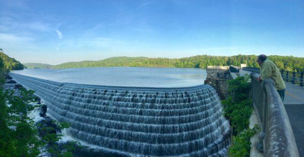 Old Croton Dam.